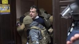 Saakašvili označil svoju deportáciu za nezákonný únos