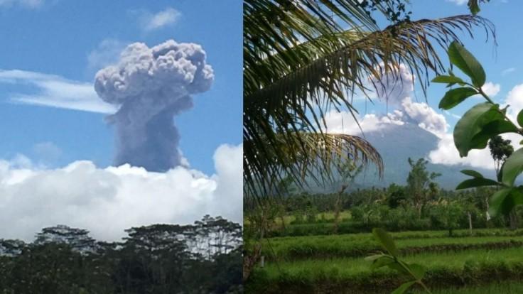 V turistickom raji vybuchla sopka, v 60. rokoch zabila stovky ľudí
