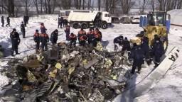 Pád ruského lietadla pravdepodobne zavinili piloti