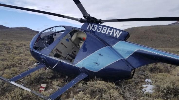 Kurióznu nehodu vrtuľníka spôsobil skákajúci los, zviera neprežilo