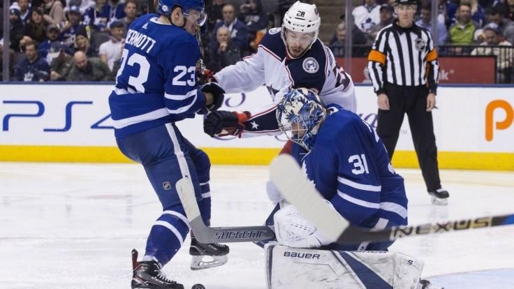NHL: Andersen vychytal úspešnými zákrokmi triumf Toronta