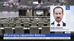 R. Hokovský o vzťahu EÚ s krajinami západného Balkánu