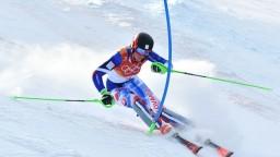 Slovenkám slalom nevyšiel, zlatú medailu vybojovala Švédka