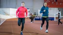 Slovensko má dva nové rekordy. Zabehli ich šprintéri Putalová a Volko