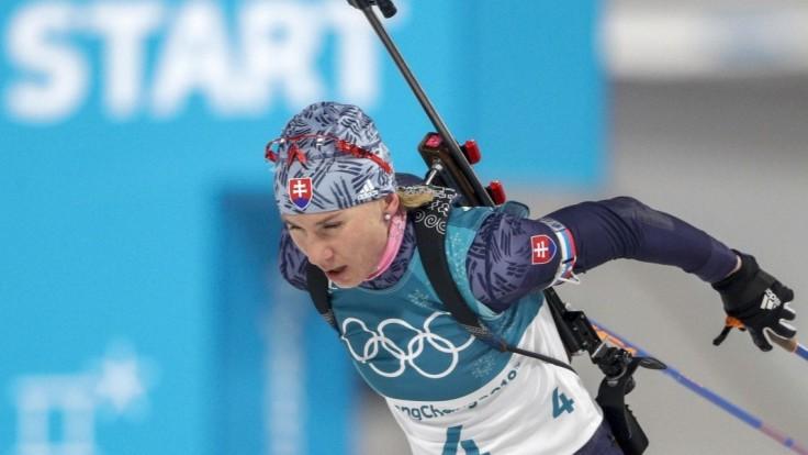 Kuzminová vybojovala zlato. Je najúspešnejšou slovenskou olympioničkou