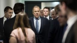 Šéf ruskej diplomacie Lavrov: Obvinenia sú len táraniny
