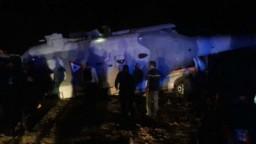 Vrtuľník s ministrom sa zrútil na divákov. Zahynulo najmenej 14 ľudí
