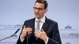 Poľský premiér pobúril výrokom o židovských páchateľoch holokaustu