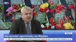 ŠTÚDIO TA3: Ukrajinské spomienky na Majdan