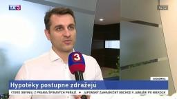 Pavel Škriniar o postupnom zdražovaní hypoték