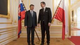 Olympiádu by sme zvládli, tvrdí Danko po stretnutí so šéfom Sejmu