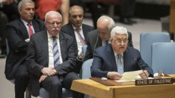 Prezident Palestíny vyzval mocnosti neuznať krok Trumpovej vlády