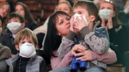 Škôlkarke potvrdili podozrenie na prasaciu chrípku. Jej stav je vážny