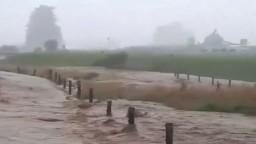 Cyklón Gita už udrel. Najhoršie besnenie počasia sa už skončilo