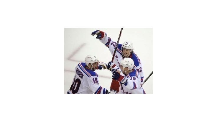 NHL: Gáborík rozhodol v predĺžení, stal sa prvou hviezdou duelu