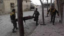 Stovky mŕtvych, vrátane detí. Boje v Sýrii sú mimo kontroly