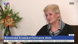 Agnesa Búřilová o dnešnom slovenskom krasokorčulovaní