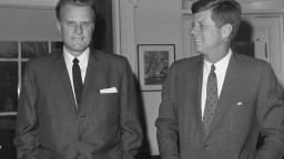 Zomrel kazateľ, ktorý radil prezidentom USA. Dožil sa 99 rokov
