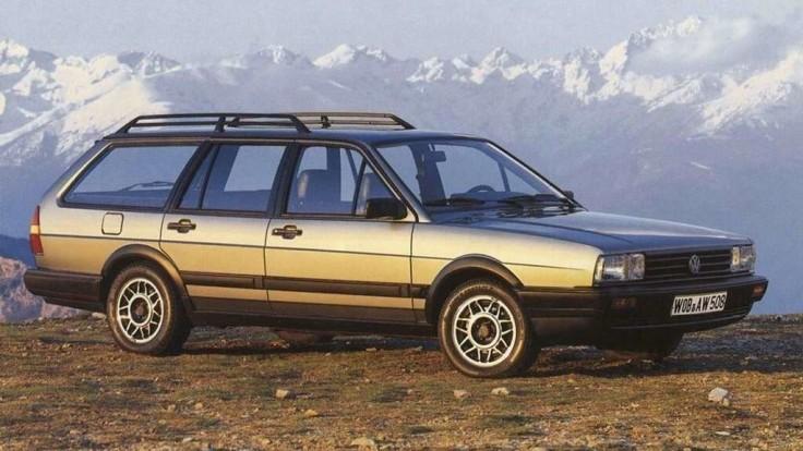 VW Passat s pohonom 4x4 má 35 rokov