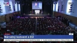 Národný konvent o Európskej únii