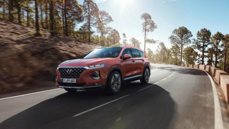 Hyundai slávnostne predstavil nové Santa Fe