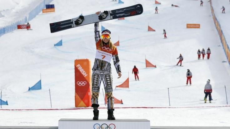 Ledecká nenašla v paralelnom obrovskom slalome premožiteľku, má druhé zlato
