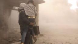 Sýria zažíva najkrvavejšie nálety, záchranári nestíhajú rátať telá