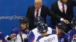Zmení sa mužstvo po olympiáde? Tréner Ramsay o prehre našich hokejistov
