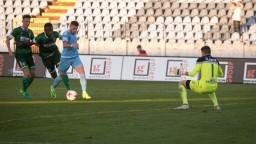Slovan prevalcoval Žilinu, Zlaté Moravce stratili šancu na titul