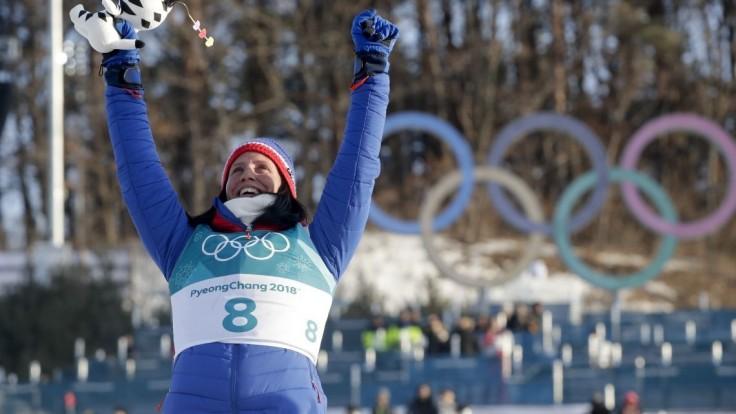 Björgenová získala zlatú medailu, Procházková zaostala za víťazkou