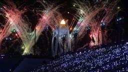 Fotogaléria: Olympiáda sa skončila. Slovenskú vlajku niesla Vlhová