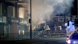 Pri výbuchu v strednom Anglicku zomierali ľudia, o terorizmus nejde