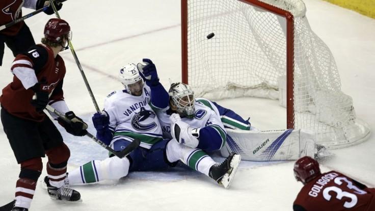 NHL: Hokejisti Detroitu zvíťazili nad hráčmi New York Rangers