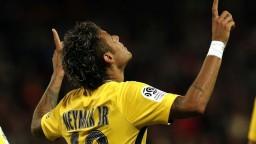 Parížania zdolali tretí tím tabuľky hladko, Neymar sa zranil