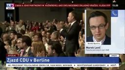 Politológ M. Lenč o nemeckej koaličnej zmluve