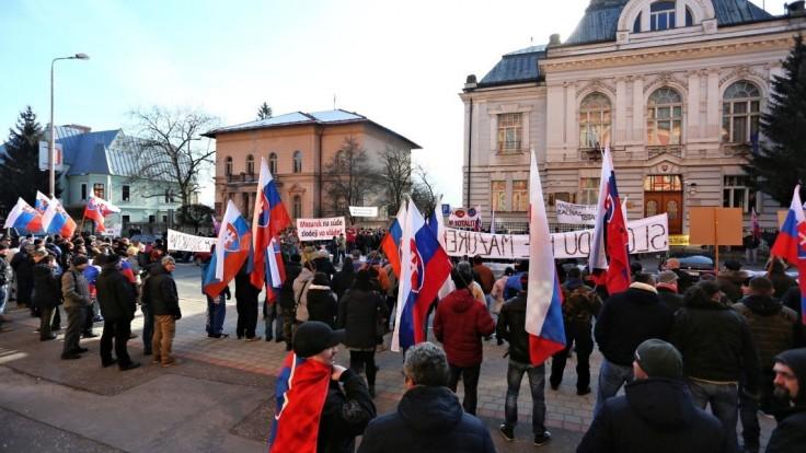 Mazurek vinu odmieta, proces označil za politický