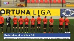 Dohrali 21. kolo Fortuna ligy, zápas skončil bezgólovou remízou