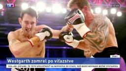Boxer Westgarth zomrel po víťazstve v súboji na následky zranení