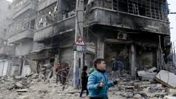 Mier v Ghúte nevydržal, civilistov sa evakuovať nepodarilo