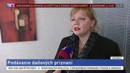 A. Orda-Oravcová o podávaní daňových priznaní