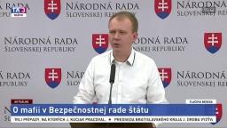 TB poslanca M. Beblavého o údajnom prepojení vlády a mafie