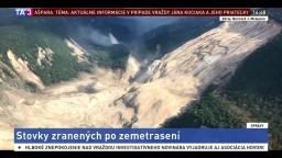 Tichomorie zasiahlo silné zemetrasenie, hlásia stovky zranených