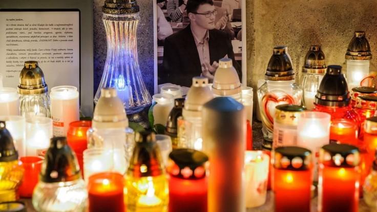 Českú novinárku, ktorá spolupracovala s Kuciakom, stráži polícia