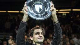 Roger Federer sa stal najlepším športovcom a navrátilcom roka