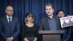 Opozícia dáva premiérovi ultimátum, skončiť má Gašpar i Kaliňák