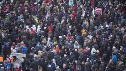 V Bratislave sa konal pochod za zavraždeného novinára