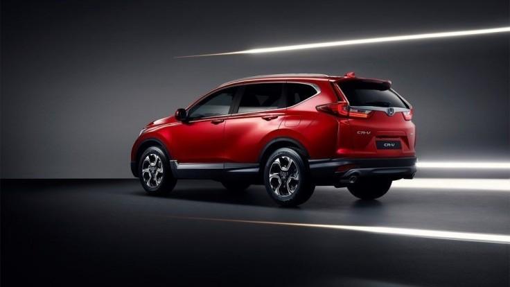 Nová Honda CR-V môže byť aj sedemmiestna, ponúkne benzín a hybrid