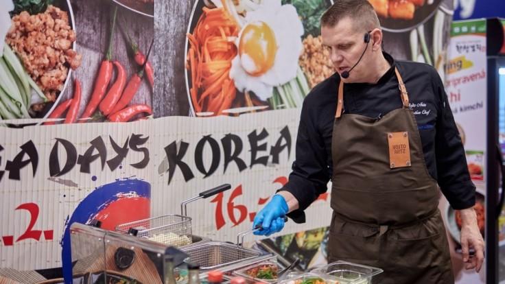 METRO sa naladilo na chute a vône olympijskej Kórey