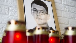 Pamiatku zavraždených si uctili aj desiatky Slovákov v Bruseli