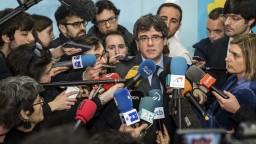 Puigdemont sa vzdal kandidatúry, na post navrhol iného politika